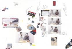 多摩美術大学 版画専攻 学生自主企画プログラム 手をわたる紙 動き出す本