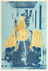 神田和也 新作版画展―青写真―