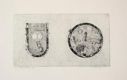 河口 龍夫 個展 「1963年の銅版画より」