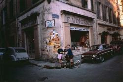 北井一夫 シリーズ「フランス放浪」より、パリ 1972 cKazuo Kitai