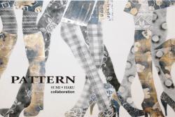 PATTERN  墨×箔コラボレーション(2013/2/3-3/2)