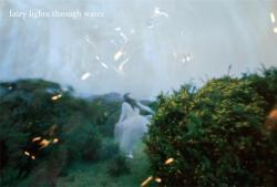 fairy lights through water 03