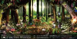 楠田諭史デジタルアート展 -Lost in the Woods-