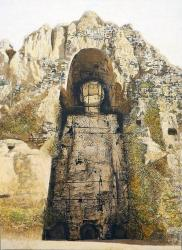 Foresight : Stone Buddhist,Bamiyan