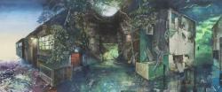 武蔵野美術大学大学院修士課程 日本画コース修了制作展 ー目を澄ますー