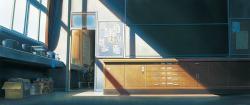 時をかける少女《理科実験室(1)》 2006 年 ©「時をかける少女」製作委員会2006