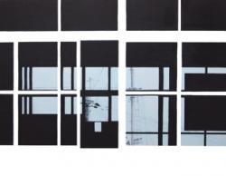Transparent room No.2 410×530mm / 油彩・キャンバス / 2013