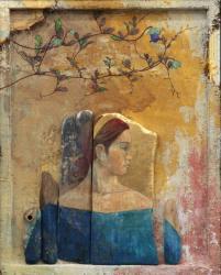 小林宏 「風とゆれる」 2009年