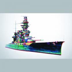 大西達朗 七色戦艦