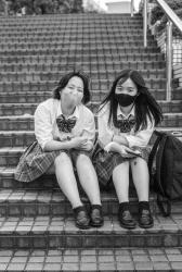 小川修司 写真展「女学生日和 2017~2020」