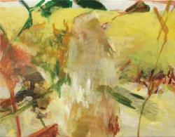 「untitled」 2011 キャンバスに油彩 727×910mm