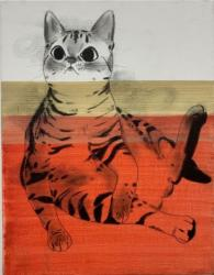 宮城勝規 個展  Cats Are Alright  modernism and cuties