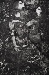 生熊奈央 -phenomenon- 銅版画展