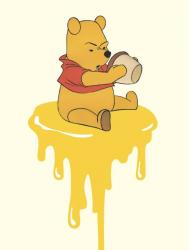"""©DISNEY ased on the """"Winnie the Pooh""""works by A.A.Milne and E.H.Shepard."""