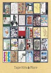 齋藤祐平 個展「Tape Hits & More」(mograg garage 2013/5/30-6/16)