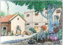 夏休み特別企画「私の8月15日—漫画家たちの終戦」 ちばてつや (勝央美術文学館)