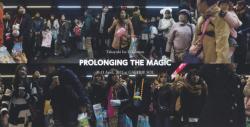PROLONGING THE MAGIC (Galerie SOL 03-6228-6050)