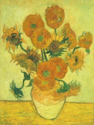 フィンセント・ファン・ゴッホ 《ひまわり》 1888年 油彩・キャンヴァス 100.5×76.5cm