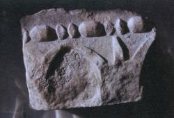 ロマネスクの石、トスカーナ・11~12世紀