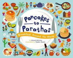 イラストレーター・スズキトモコ 絵本「Pancakes to Parathas」出版記念展