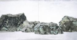 荘司福《刻》1985 年、神奈川県立近代美術館蔵