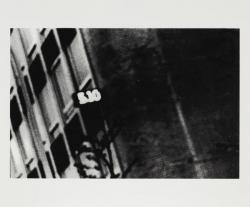 森山大道「写真よさようなら」1972年 / 2012年 シルクスクリーン、紙 10点組 エディション35 Courtesy of Taka Ishii Gallery, Photo: Kenji Takahashi