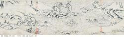 国宝 鳥獣戯画 甲巻(部分) 平安時代 12世紀 京都・高山寺 通期