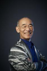 富野 由悠季 Tomino Yoshiyuki 撮影:鈴木 心