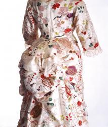 ターナー 「ドレス」 1870年代 京都服飾文化研究財団蔵 リチャード・ホートン撮影