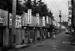 尾仲浩二「海町」 (ギャラリー街道 12/17-12/25)
