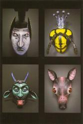"Gary Webster展 ""unmasked"""