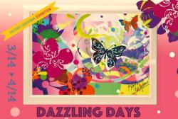 DAZZLING DAYS - KAYANO USHIYAMA EXHIBITION