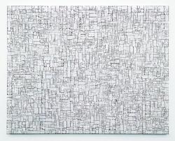olid drawing of emptiness 2011年 物件広告間取り図、ラミネート、アクリル、木 250×200×9.5cm 撮影 上野則宏