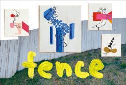 蝦名龍郎 展『fence』
