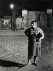 BRASSAÏ 『イタリア街の娼婦』1932年
